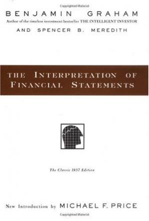 Book cover The Interpretation of Financial Statements