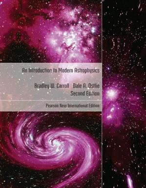 Book cover An Introduction to Modern Astrophysics