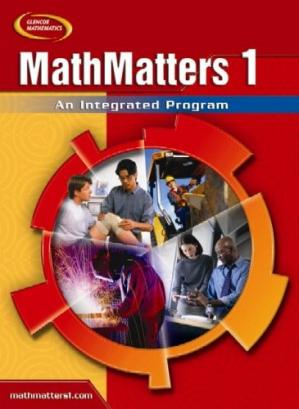 Book cover Mathematics: Applications and Concepts, Course 2, Student Edition