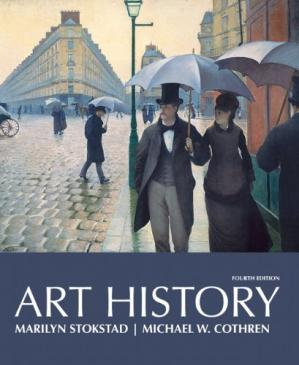 کتاب کی کور جلد Art History, Volume 1 (4th Edition)