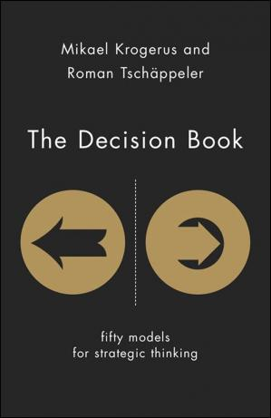 Book cover The Decision Book