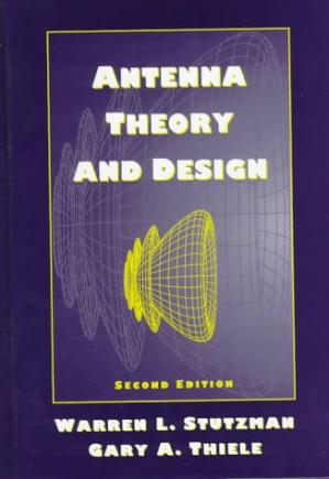 Обложка книги Antenna Theory and Design, 2nd Edition