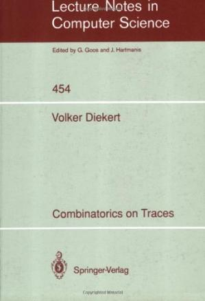 Portada del libro Combinatorics on Traces
