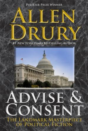 Book cover Advise and Consent