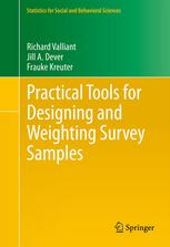 Okładka książki Practical Tools for Designing and Weighting Survey Samples