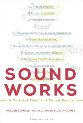 Book cover Sound Works: A Cultural Theory of Sound Design