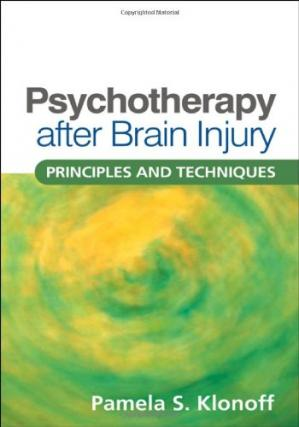 Portada del libro Psychotherapy after Brain Injury: Principles and Techniques