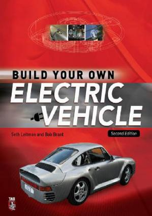 Book cover Build Your Own Electric Vehicle