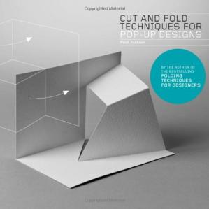 Okładka książki Cut and Fold Techniques for Pop-Up Designs