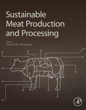 Buchdeckel Sustainable meat production and processing