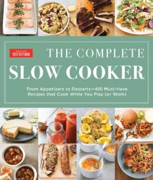 Book cover The Complete Slow Cooker