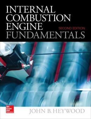 Book cover Internal Combustion Engine Fundamentals