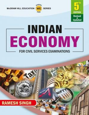Book cover Indian Economy