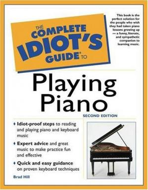 Book cover The complete idiot's guide to playing piano