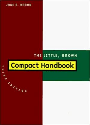 Book cover The little, brown compact handbook