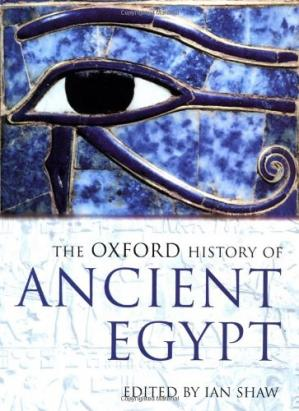 Buchdeckel The Oxford History of Ancient Egypt