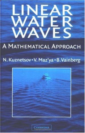 Book cover Linear Water Waves