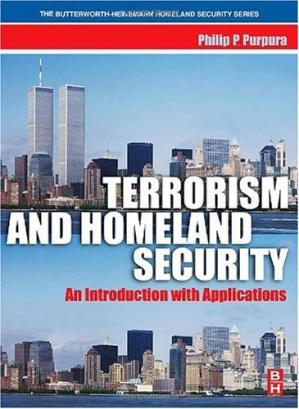 Copertina Terrorism and Homeland Security: An Introduction with Applications