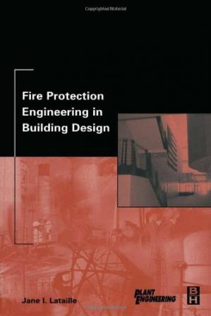 पुस्तक कवर Fire Protection Engineering in Building Design