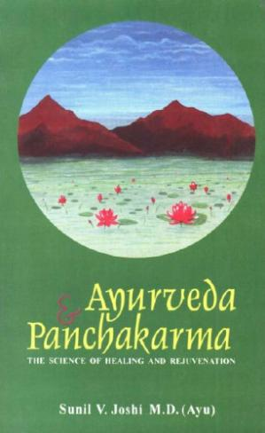 Buchdeckel Ayurveda and Panchakarma : the science of healing and rejuvenation