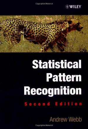 Book cover Statistical pattern recognition