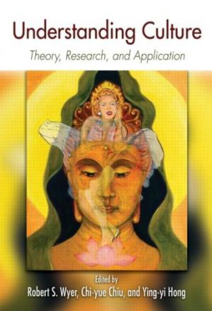 Обложка книги Understanding Culture - Theory, Research and Application