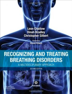 Sampul buku Recognizing and Treating Breathing Disorders. A Multidisciplinary Approach