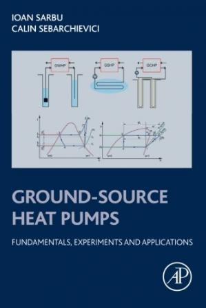 Book cover Ground-source heat pumps : fundamentals, experiments and applications