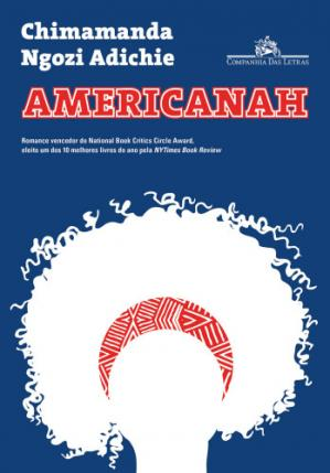 Book cover Americanah