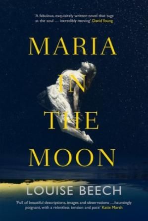 Book cover Maria in the Moon