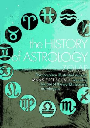 Book cover The history of Astrology