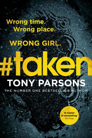 Book cover #taken