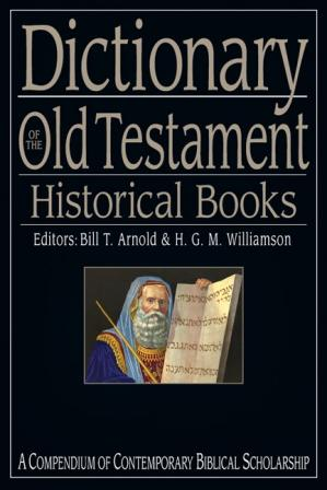 Book cover Dictionary of the Old Testament.