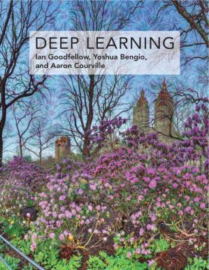 书籍封面 Deep Learning