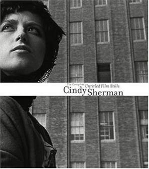 书籍封面 Cindy Sherman: The Complete Untitled Film Stills