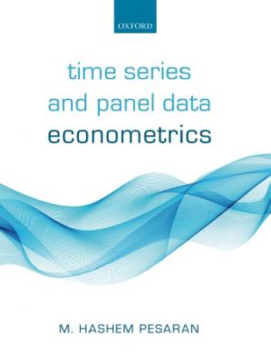 Okładka książki Time Series and Panel Data Econometrics