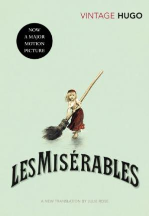 Book cover Les Miserables