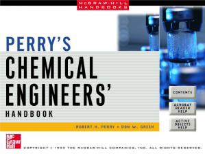 Book cover Perry's Chemical Engineers' Handbook