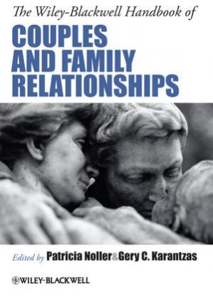 Okładka książki The Wiley-Blackwell Handbook of Couples and Family Relationships