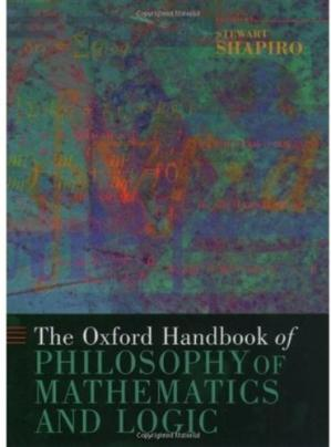 Okładka książki The Oxford Handbook of Philosophy of Mathematics and Logic