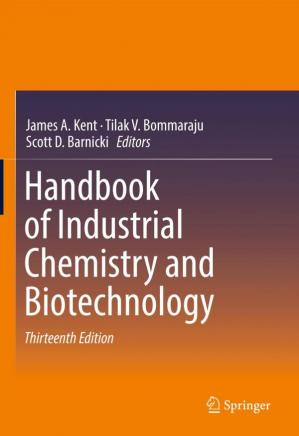 Book cover Handbook of industrial chemistry and biotechnology