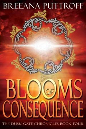 Book cover Blooms of Consequence