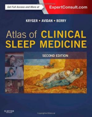 Book cover Atlas of Clinical Sleep Medicine: Expert Consult - Online and Print, 2e