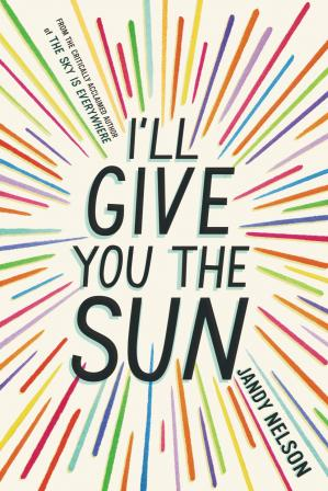 书籍封面 I'll Give You the Sun