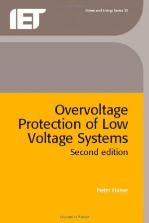 Book cover Overvoltage Protection of Low Voltage Systems, Second Edition