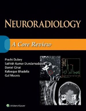Book cover Neuroradiology: A Core Review