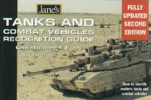Book cover Jane's Tanks and Combat Vehicles Recognition Guide