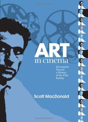 Book cover Art in Cinema: Documents Toward a History of the Film Society