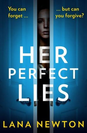 Book cover Her Perfect Lies