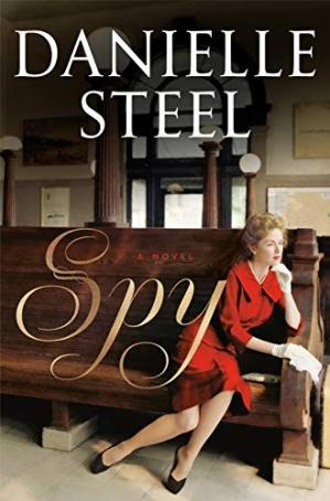 Book cover Spy